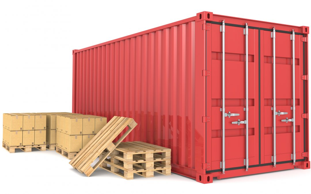 How Many Pallets Fit in a Shipping Container?