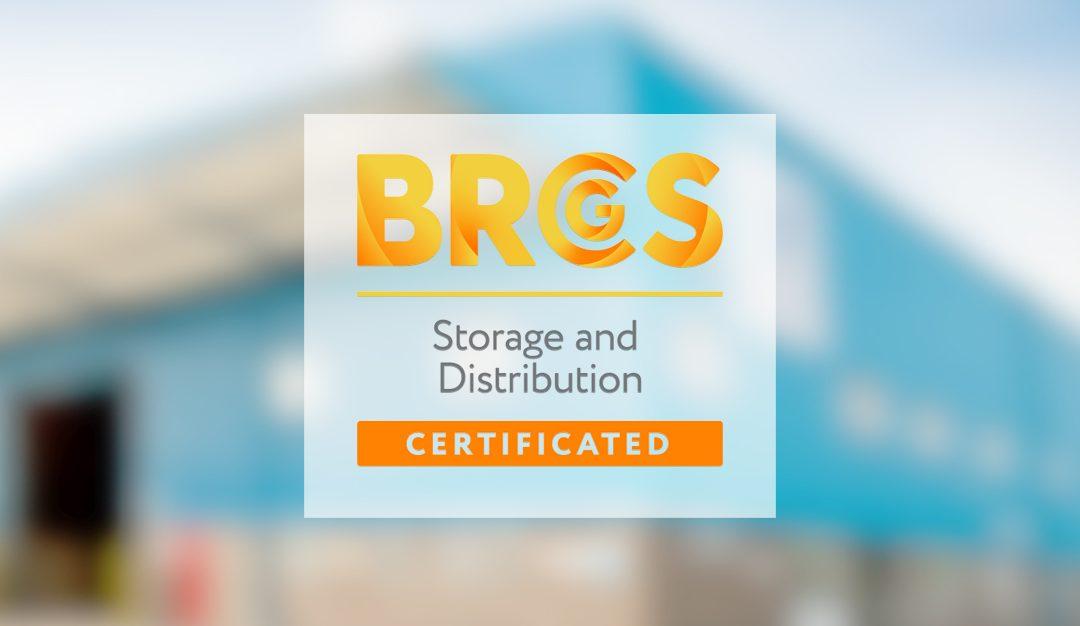 """Felixstowe Warehouse Achieves """"AA"""" standard in BRC Global Standards Audit"""
