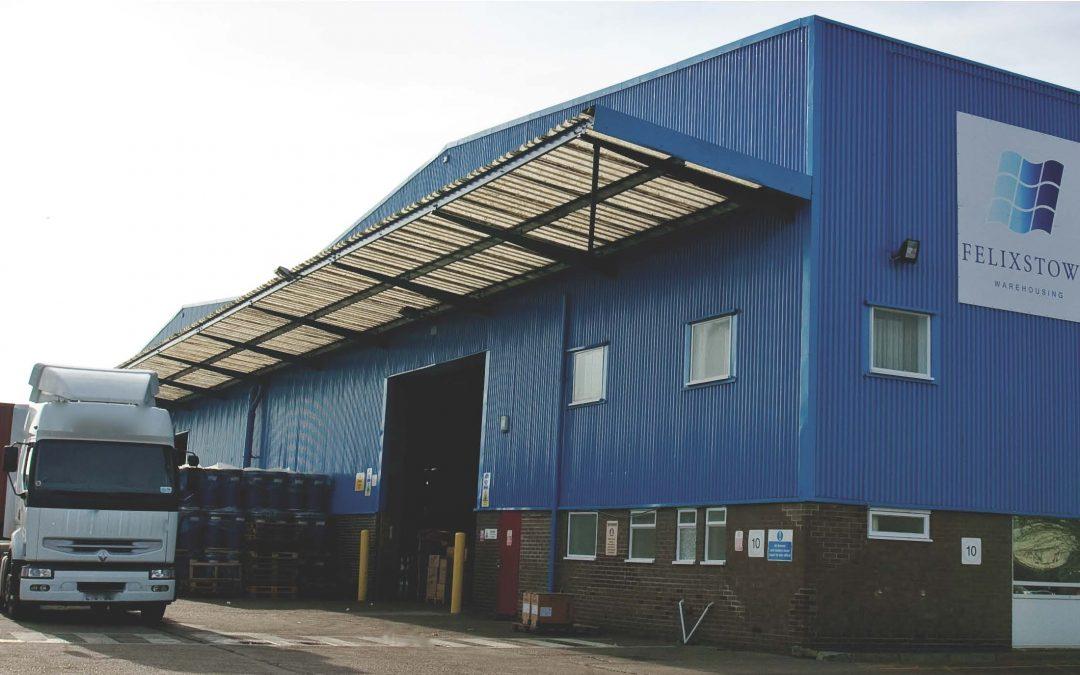 Felixstowe Warehousing Implements CHESS Empirica Warehouse Management System