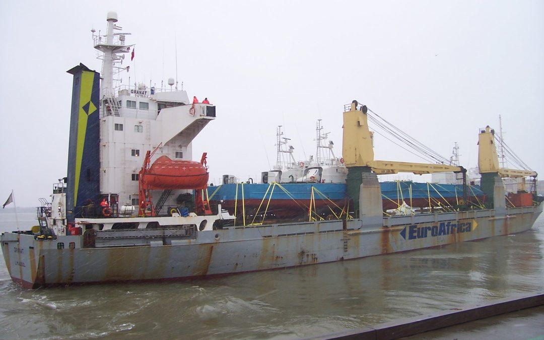 John Good Expanding West African Shipping Service