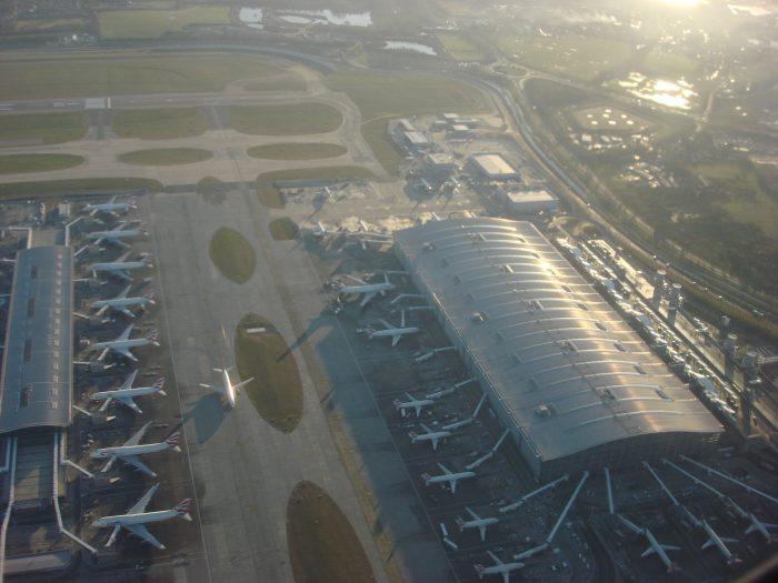 John Good Air secures customs badge at Heathrow