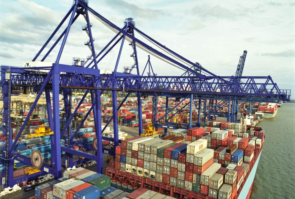 5 top tips when using a freight forwarder for the first time
