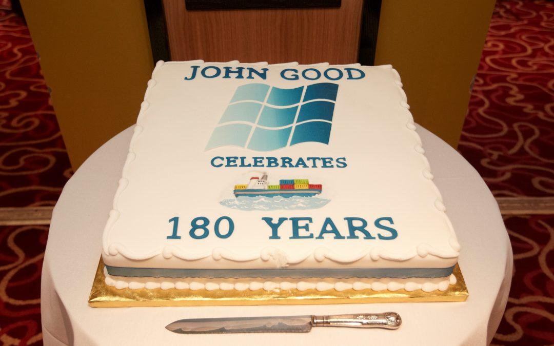 John Good Celebrates 180th Anniversary