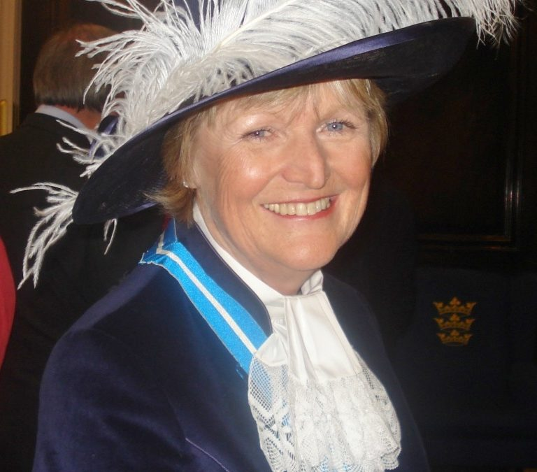 Julie Good Named New High Sheriff of East Riding of Yorkshire