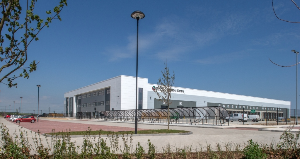 John Good Logistics Moves To New DP World London Gateway Logistics Centre