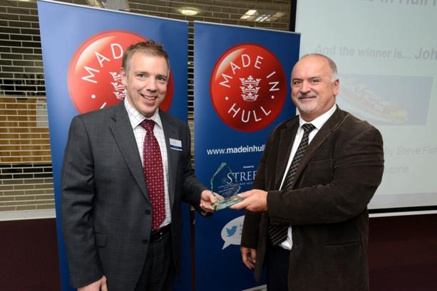John Good Wins Award