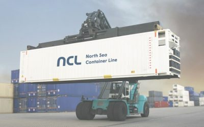 North Sea Container Line (NCL) Commences Direct Container Service from Norway to the UK