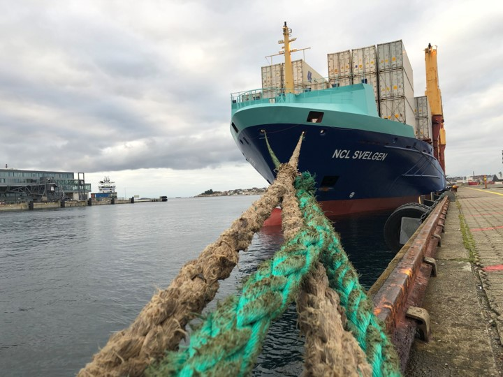 New Liner Service From Norway