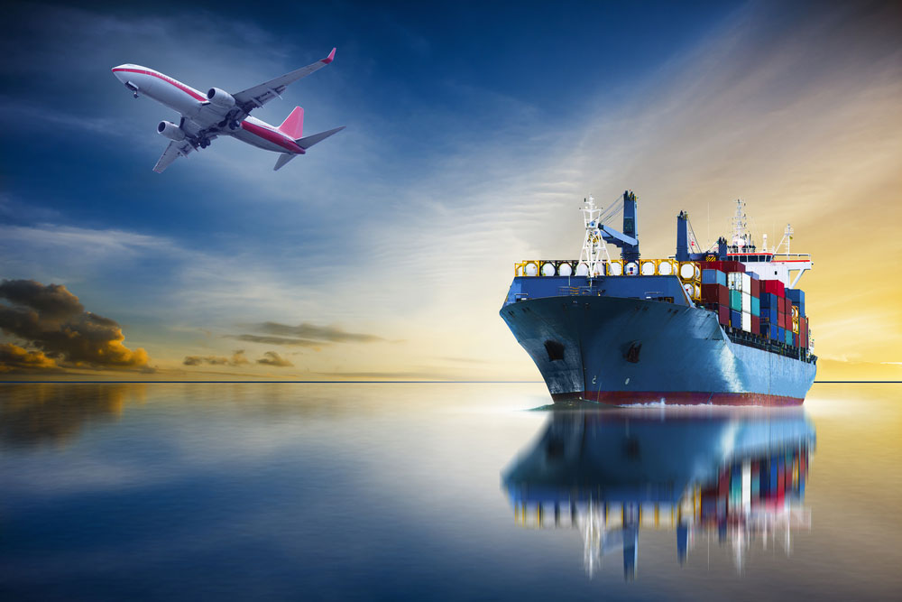Sea Freight or Air Freight – Which freight forwarding service should you choose?