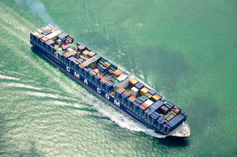 A short guide to the different sea freight shipping services