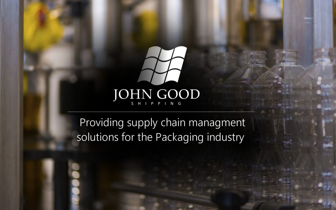 Reducing freight costs in the packaging industry