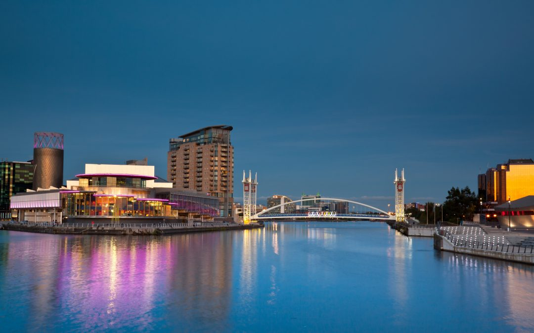 An Economic Powerhouse – Manchester's thriving economy and its impact on shipping & logistics