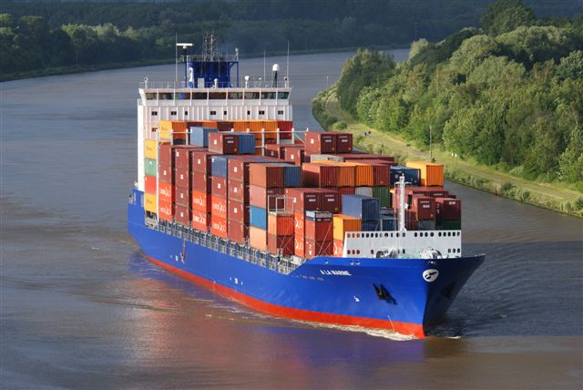 New Multi-Purpose Vessels Enhance Shipping Services Between Northern Europe and Southern Africa